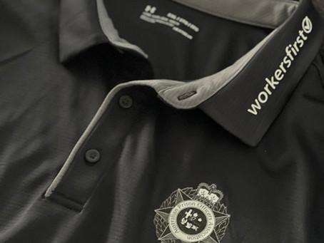 Australian Prison Officers Association Polo - GET ONE