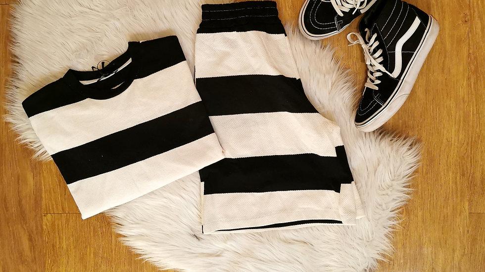 Pantaloncini righe