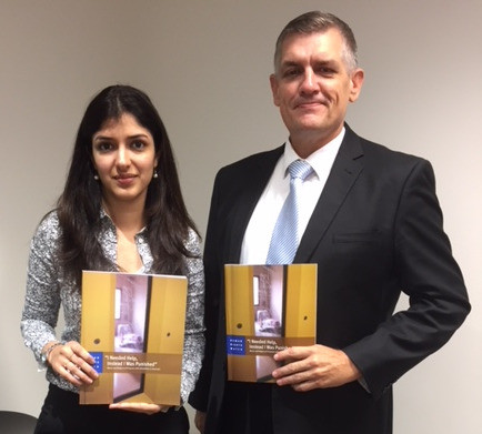 Human Rights Watch and Brian Newman Meet to Discuss Prison Matters