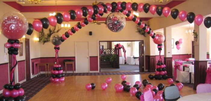 Party Balloon Decorations Best Balloon Decorations Ideas On - Party decorations balloons