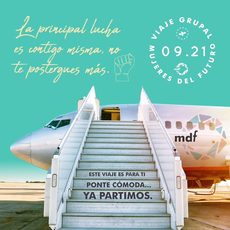 Viaje Grupal MDF 09.21