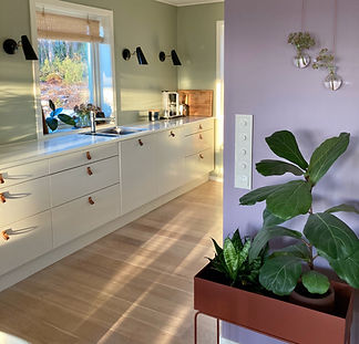 Fargerådgiver Interiørdesigner interiør stue