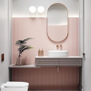 Belysning på bad uten naturlig lys