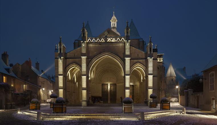 Beaune cathédrale