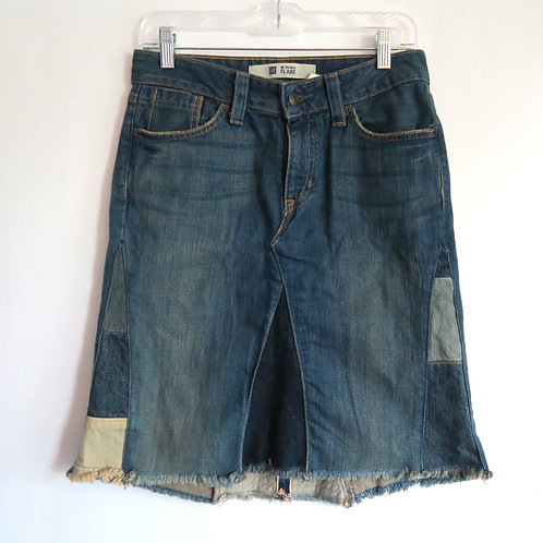 Denim Skirt ~ Gap