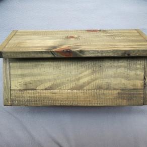 Wooden Mailbox DIY