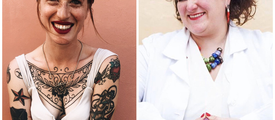 Intervista Culinaria con Violeta Benini