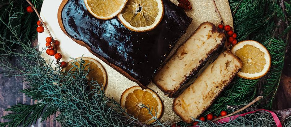Plumcake Arancia e Cioccolato con Imetec Zero-Glu Pro