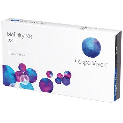 Biofinity Toric XR (6 Lenses)