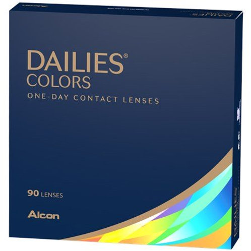 Dailies Colors