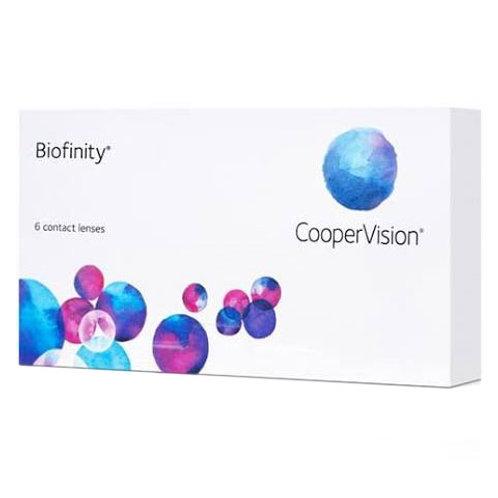 Biofinity Sphere (6 Lenses)
