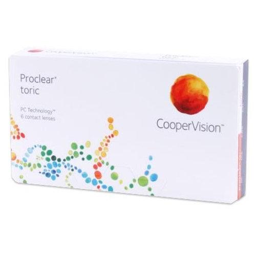 Proclear for Toric (6 Lenses)