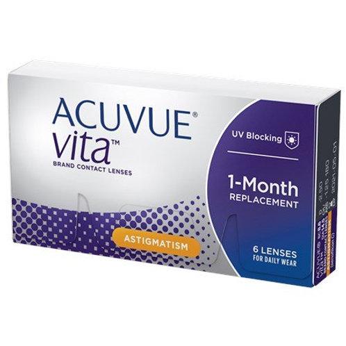 Acuvue Vita for Astigmatism (6 Lenses)