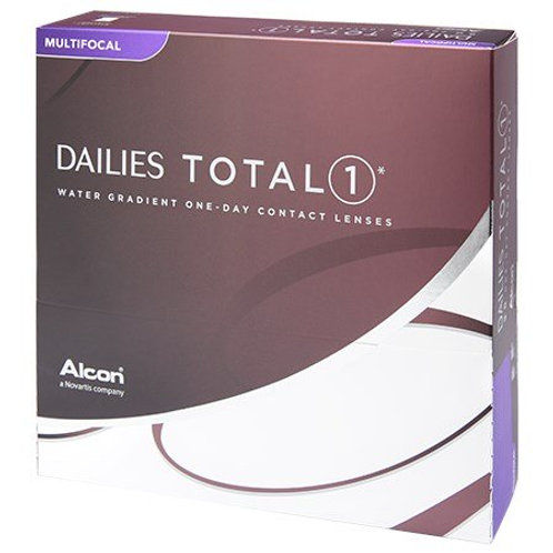 Dailies Total 1 Multifocal (90 Lenses)