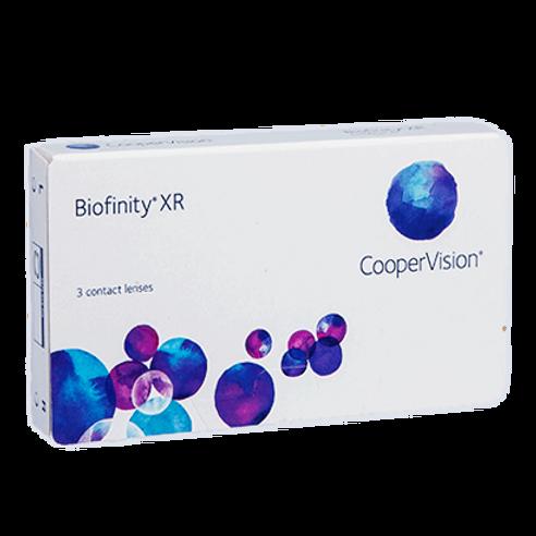 Biofinity Toric XR (3 Lenses)
