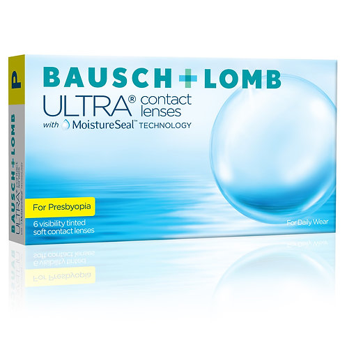 Ultra for Presbyopia (6 Lenses)