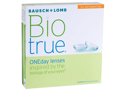Biotrue One Day for Astigmatism (90 Lenses)