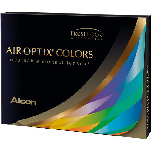 Air Optix Colors (6 lenses)