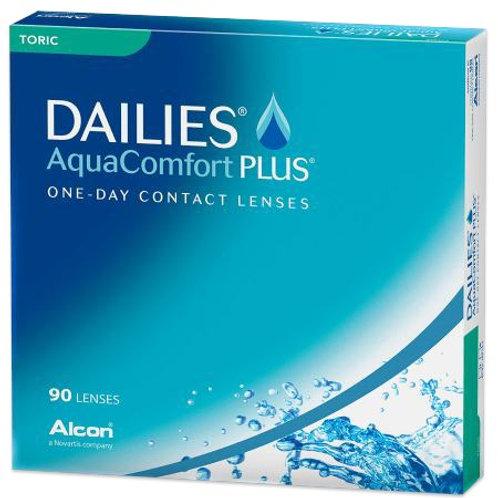 Dailies Aqua Comfort Plus Toric (90 Lenses)