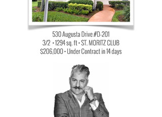 JUST SOLD AUGUSTA DR.