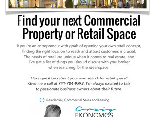 Find your next Commercial property!