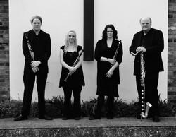Klaritet Clarinet Quartet