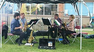 Saxophone Quartet, wedding Quartet