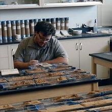 ENMU Anthropology geoarch lab