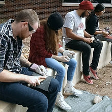 ENMU Anthropology hands-on experience