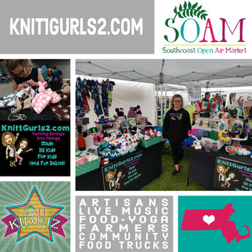 SOAM Kid Biz - Knit1Gurls2.com
