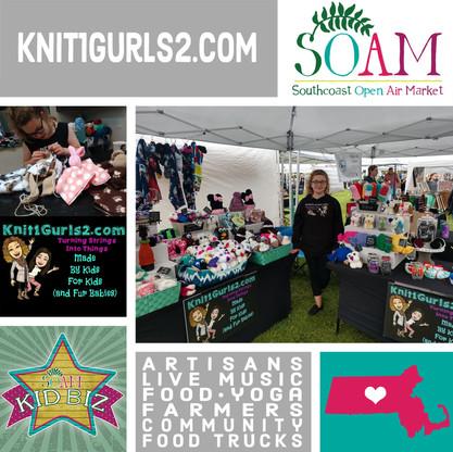 SOAM Kid Biz - Knit1Gurls2.com