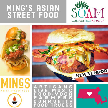 Ming's Asian Street Food