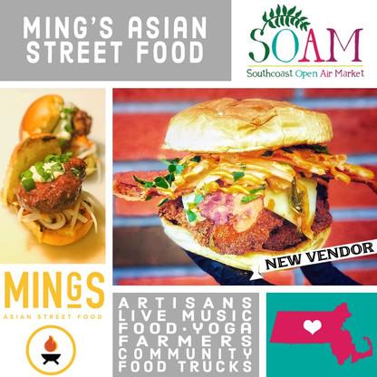 Ming's Asian Street Food