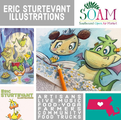 Eric Sturtevant Illustrations