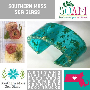 Southern Mass Seas Glass