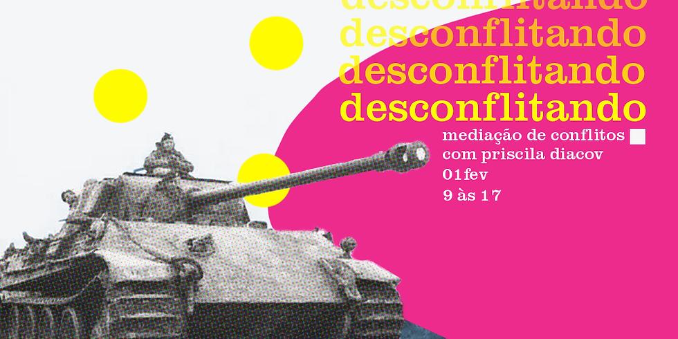 Desconflitando: mediação de conflitos | Troika Immersion