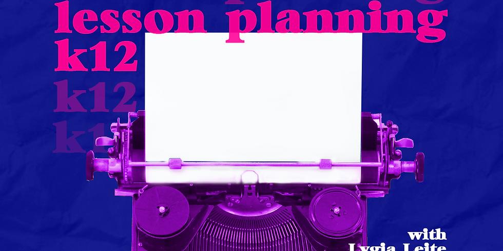 Lesson Planning K-12 | Online |