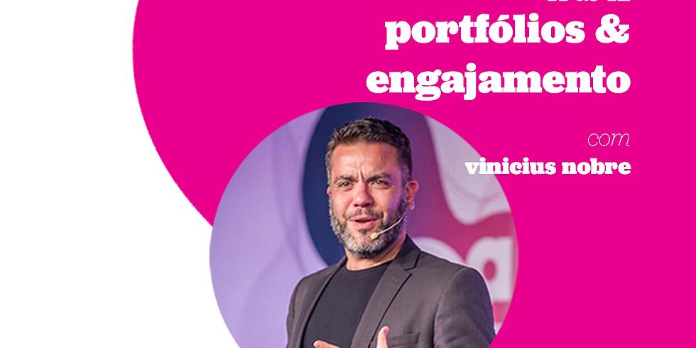 Portfólios & Engajamento   Free Webinar