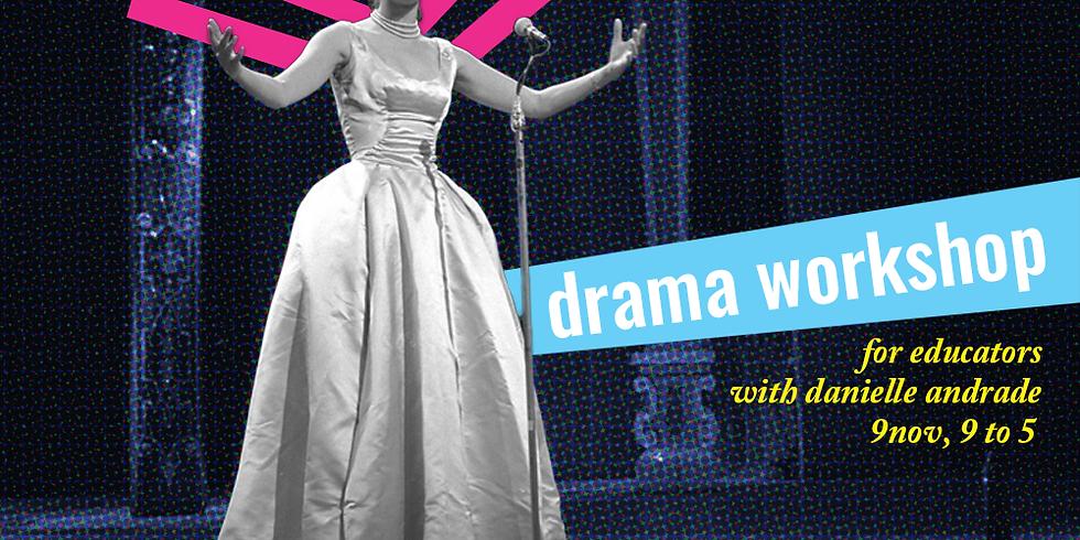 Drama Workshop for Educators! | Troika Immersion