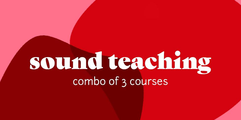 Sound Teaching - COMBO | Online |
