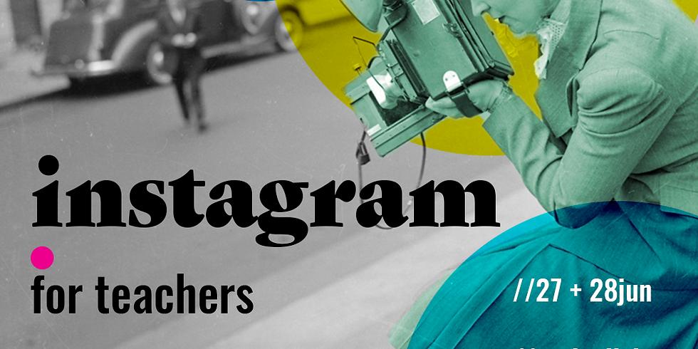 Instagram for teachers  | Combo | Online