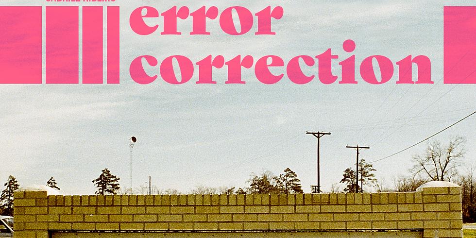 Error Correction | Online | Troika Immersion