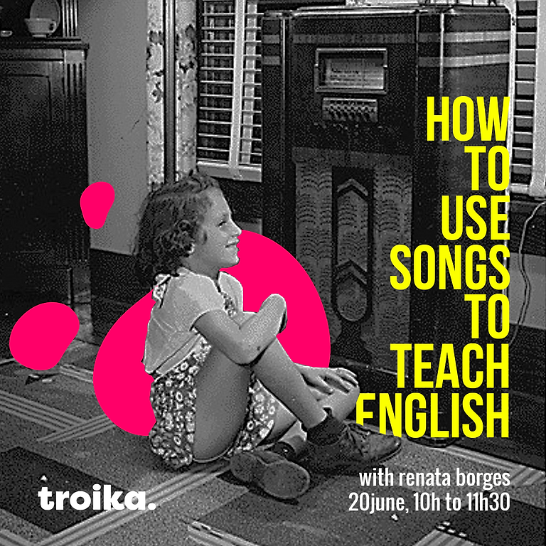 How to use songs to teach English