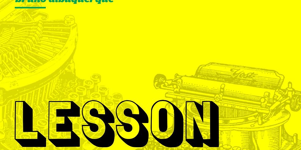 Lesson Planning | Online |