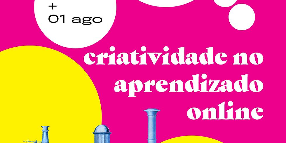 Criatividade no Aprendizado Online | Online