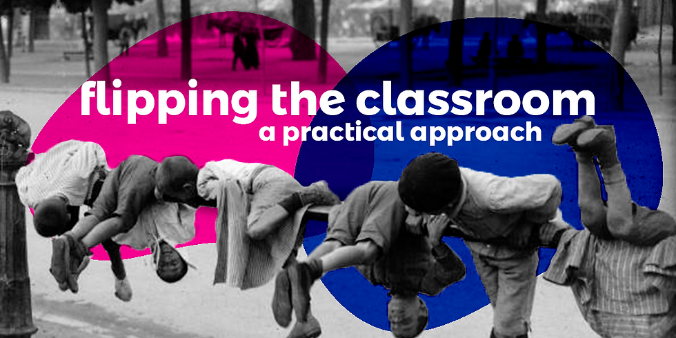 Flipping the classroom - a practical approach (2): receptive skills lessons | Online
