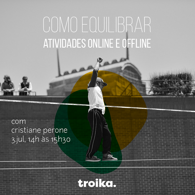 Como equilibrar atividades online e offline | Online |