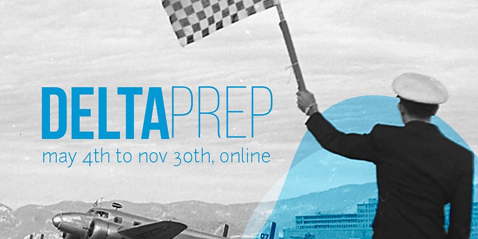 Delta Prep | Online | An exclusive course for Troika Members