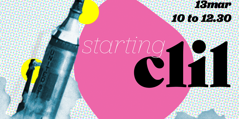 Starting CLIL   Online  