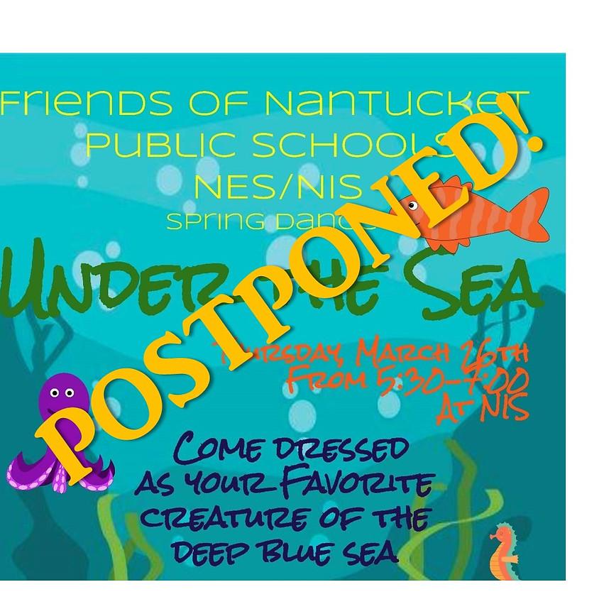 FONPS NES/NIS Spring Dance - postponed